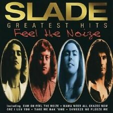 "SLADE ""FEEL THE NOIZE/ GREATEST HITS"" CD NEUWARE"
