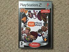 Eye Toy Play Platinum - Playstation 2 PS2 Complete UK PAL