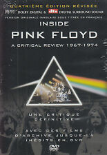 PINK FLOYD inside a critical review 1967-1974 (Francais) DVD NEU OVP