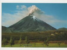 Mt Ngauruhoe New Zealand Postcard 474a