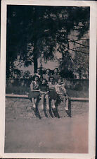 VERA FOTO GRUPPO DI RAGAZZE A LEGNANO MILANO 1943  2-38