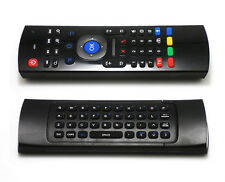 2.4 G Wireless Remote Control Keyboard Air Mouse per XBMC Android TV Box UK STOCK