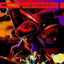 Stop The Music New Breed MUSIC CD