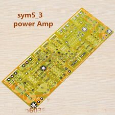 150W Class AB Audio Power Amplifier Board PCB based on Symasym5-3