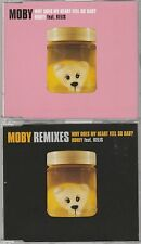 Moby (Kelis) - Why Does My Heart Feel So Bad? - Deleted 2000 UK 6 track 2CD set