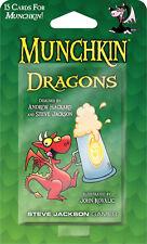 Munchkin: Dragons Blister Pack SJG 4235
