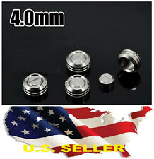 ❶❶4 x Metal Armor Detail-up Φ 4mm Covered Screws For MG HG PG Gundam USA❶❶