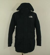 Mens THE NORTH FACE DOWN HOODED ski parka HYVENT Black Jacket coat XL