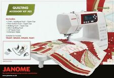 JANOME Sewing Machine QUILTING KIT (JQ2) For Model TXL607, QXL605, DXL603, XL601