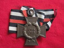 Weimarer Republik Ehrenkreuz für Kriegsteilnehmer mit Band 1914-1918   TOP!!!!!