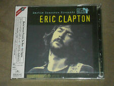 Martin Scorsese Presents The Blues -  Eric Clapton ‎Japan CD sealed