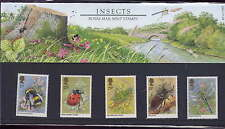 GB 1985 INSECTS PRESENTATION PACK No.160