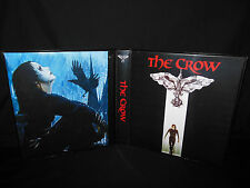 Custom Made The Crow Trading Card Album Binder Graphics Only