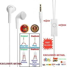 For Samsung 3.5mm Jack EHS61ASFWE Handsfree Headset Earphones Headphone With Mic