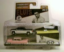 1955 '55 CADILLAC FLEETWOOD SERIES 60 2015 '15 SILVERADO ELVIS HITCH AND TOW