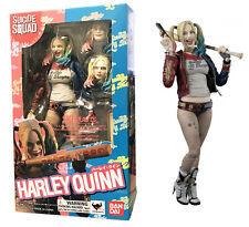 Bandai S.H.Figuarts DC Comics Suicide Squad Harley Quinn Action Figure MISB