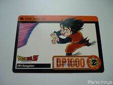 Carte originale Dragon Ball Z Carddass DP N°19 - 665 / Version Française