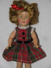"""Sweet 12"""" Vintage Vinyl Ideal Shirley Temple Doll"""