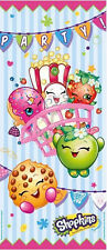 SHOPKINS Scene Setter BIRTHDAY party wall or door poster decoration Poppy Corn