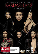 KEEPING UP WITH THE KARDASHIANS - SEASON 11    - DVD - UK Compatible