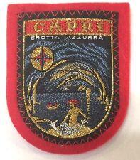 Patch Of Italy-Coat Of Arm-CAPRI
