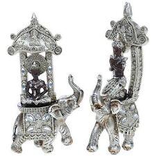 Thai Buddha On Elephant Shudehill Collection Collectible Ornament Figurine Gift