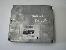 Toyota Corrola Verso 2.0 D-4D engine ECU 89661-0F010 used 2005