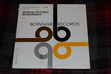 Musical Pictures~Mussorgsky~Bowmar Orchestral Library Series 3~FAST SHIPPING!