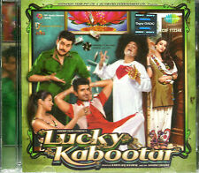 LUCKY KABOOTAR / BOLLYWOOD FILM SONGS - BRAND NEW  CD - FREE UK POST