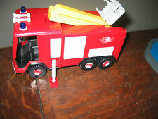 FIREMAN SAM TV PROGRAME FICTION motion big 2005 FIREENGINE JUPITER pivotant échelle