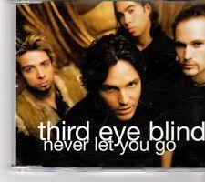 (FK476) Thrid Eye Blind, Never Let You Go - 2000 CD