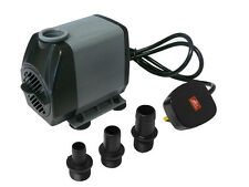 Submersible Pond Aquarium Water Pump 3000L/H  3000PP (US) 800GPH 12mo Warranty