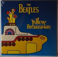 The Beatles - Yellow Submarine Songtrack LP gatefold sleeve NEU/SEALED