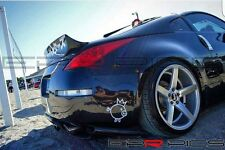 Nissan Z33 350Z Rocket Bunny Style Duck tail Rear Spoiler