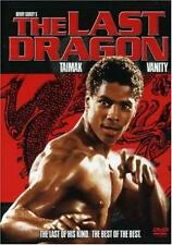 THE LAST DRAGON Berry Gordy*Taimak*Vanity Cult 1980s Hip-Hop Kung-Fu R1 DVD *NEW
