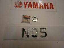 YAMAHA YCS3, CS3, YCS1, CS1 - FRAME WHEEL FRONT WHEEL DUST COVER