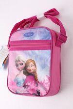Disney Frozen 'Rosa Scuro' Borsa Da Scuola Nuovo Regalo