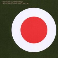 Richest Man In Babylon - Thievery Corporation (2002, CD NIEUW)