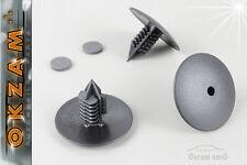 RENAULT WHEEL ARCH COVER FASTENER CLIPS PLASTIC TRIM X20  7703077435