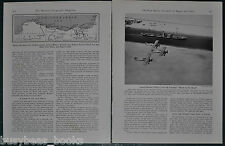 1940 magazine article about EGYPT & LIBIA, Libya, history, early WWII