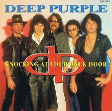 Deep Purple - Knocking At Your Back Door - CD Album NEU - Smoke On The Water
