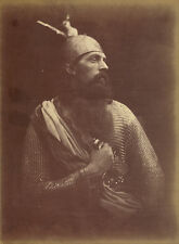 The Passing of King Arthur Theatre Julia Margaret Cameron 7x5 Inch Reprint Photo