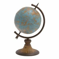 Woodland Imports 20251 Antique Metal Globe