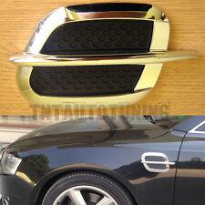 Rejillas Ventilación Laterales Branquias Aletas BMW Serie 3 E30 E36 E46 E90 M3