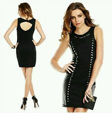 New Guess by Marciano Liz Laser-Cut Body-Con dress size M
