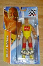 2014 WWE WWF Mattel Hulk Hogan Superstar Entrance Wrestling Figure MOC Wal Mart