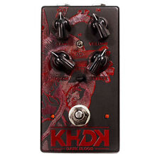 KHDK Dark Blood Blood Kirk Hammett Signature Distortion Guitar Effects Pedal