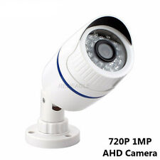 1MP 720P HD AHD Security Camera IR Cut Filter 24 LED Night Vision Outdoor Indoor