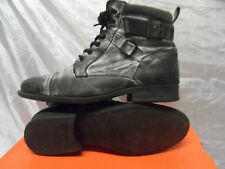 men's nushu  Leather  Shoes / boots rever island size uk 9 / 43 eur