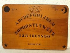 Antique date Feb 1891 Ouija Board talking vintage Original by Kennard, pre-Fuld!